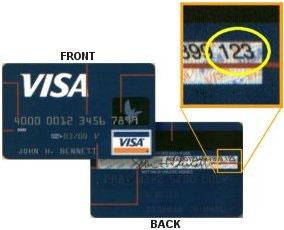 Real Visa Credit Card Numbers Front And Back Card Verificati...